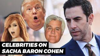 Celebrities Loving & Hating Sacha Baron Cohen | Hilarious Humans