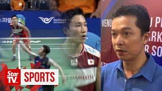 Taufik: I've not seen Lee Zii Jia's famous backhand smash!