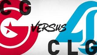 Video CG vs. CLG - Week 2 Day 2 | NA LCS Summer Split | Clutch Gaming vs. Counter Logic Gaming (2018) download MP3, 3GP, MP4, WEBM, AVI, FLV Agustus 2018