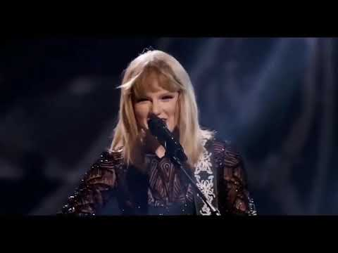 Taylor Swift Live I Don't Wanna Live Forever 2018 In Texas.