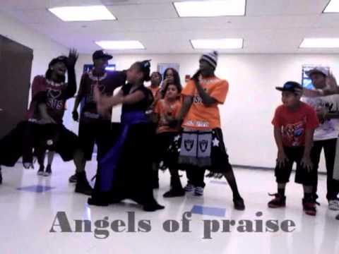 junkyard dance crew 2nd gen's praise dance concert ending ...