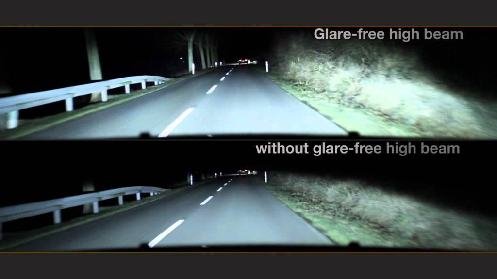 Hella Glare Free High Beam Driving With High Beam