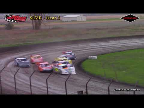 SLMR heats - Park Jefferson Speedway - 5/5/18