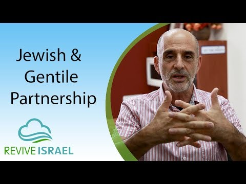 Jewish & Gentile Partnership | Asher Intrater | Revive Israel