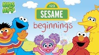Sesame Beginnings (Night & Day Studios, Inc.) - Best App For Kids