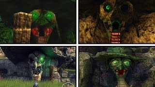 Evolution of Spiral Mountain from Banjo Kazooie ( 1998 - 2019)