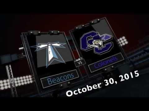 #13 UMass Boston Men's Hockey vs Curry College Highlights (10/30/15)