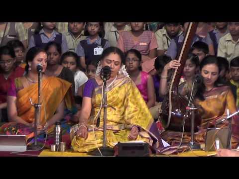 Sudha Raghunathan l Bhakthi Sangeeth Yatra l Bharat Sangeet Utsav 2017