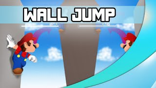Wall Jump (Wall Bounce) - Game Mechanics - Unity 3D