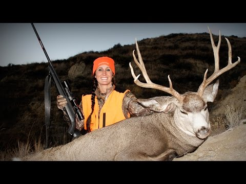 Mule Deer Hunting In Montana Powder River - Winchester Deadly Passion