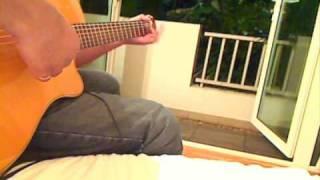 MANNA DEY- Zindagi kaisi hai paheli - Film ANAND Guitar Solo