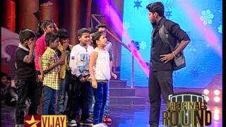 Jodi No 1 Season 8 wild card round 2 promo youtube video 29-08-2015 | Vijay tv saturday shows promo this week 29th August 2015