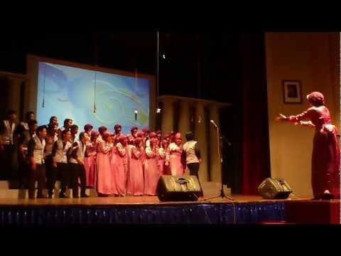 Harmoni Cinta - Gita Gutawa by PSM Miracle Voices UII Yogyakarta - (Audience View)