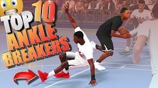 NBA 2K18 TOP 10 Deadliest PLAYGROUND Ankle Breakers of the Week