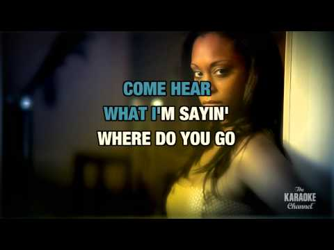 Where Do You Go : No Mercy | Karaoke With Lyrics