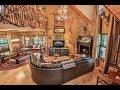 Blue Sky Cabin Rentals - Buckhorn Lodge - 4 bedroom cabin with home theater