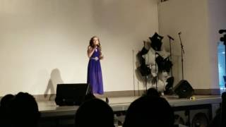 Celine Dion Cover of Power of Love by Autumn Rae Shannon