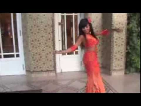 Drum Solo [Belly Dance By Farrah] {Morocco}