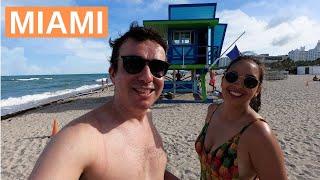 #MIAMI 😎 Praia, Compras e Diversão! Inscreva-se no canal!