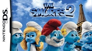 The Smurfs 2 - First Look Nintendo DS