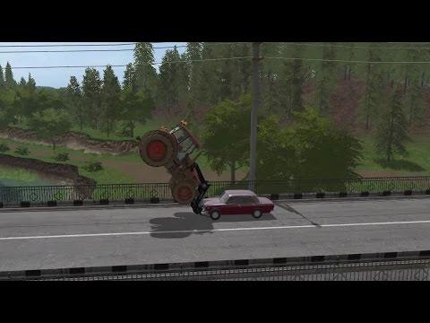 Farming Simulator 17 #03 - Как я поддоны грузил...