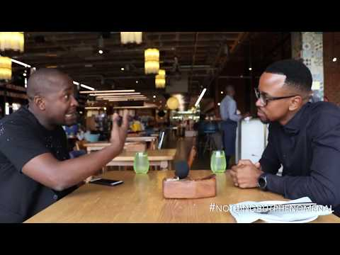 Key Conversations Episode 2- Maps Maponyane Talks Growing Up In Soweto, Money, The Come Up and More