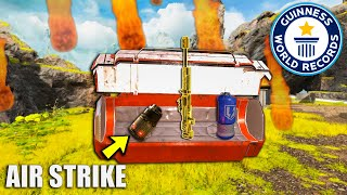 *AIR STRIKE WORLD RECORD!* - APEX Highlights and WTF Moments! ep. 50
