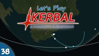 Kerbal Space Program - #038 - Orbital Rendezvous