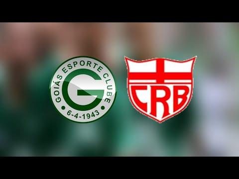 Goiás 3 x 0 CRB » Melhores Momentos & Gols (29/07/17)