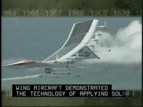 Solar Power Flight: Pathfinder Plus & Helios