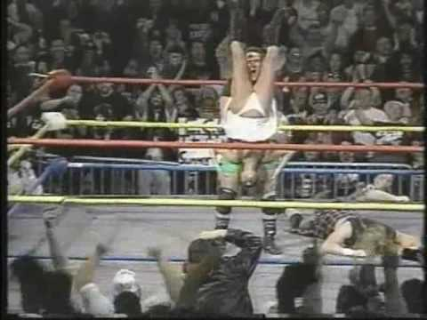 ECW Beulah & Tommy Dreamer 1995