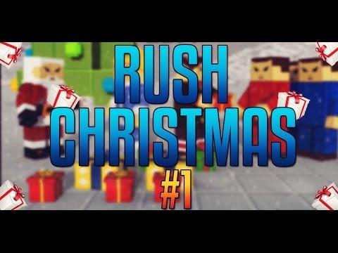 EP 1 - RUSH CHRISTMAS - SNOWBALL GAME