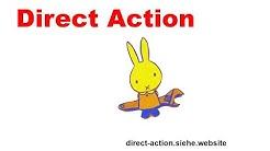 Direct Action: Vortrag zur Kunst des kreativen Widerstands (2. Fassung, Juni 2018)