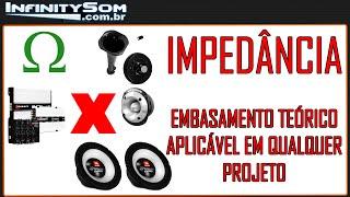 Baixar Como ligar o alto falante no amplificador 4 Ohms 2 Ohms 8 Ohms -  Impedância