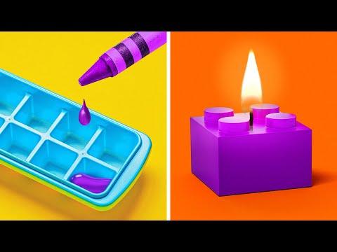 27 INCREDIBLE DIY IDEAS FOR EVERYONE