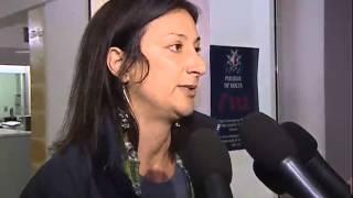 Video Arrest ta' Daphne Caruana Galizia - pt 1/2 download MP3, 3GP, MP4, WEBM, AVI, FLV November 2017