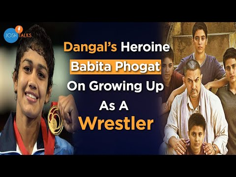 Babita Phogat | The Extra-Ordinary Story Of The 'Dangal' Heroine | Josh Talks