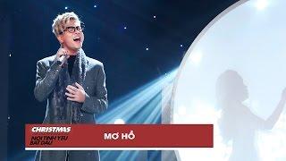 mơ hồ - bùi anh tuấn | christmas live concert (official video)