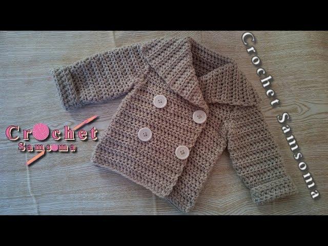 ?????? ????? ????? ????? ???? ???? Crochet jacket for any siz