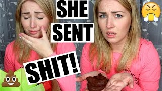 Repeat youtube video THE WORST SWAP EVER | SHE LITERALLY SENT ME SHIT!!!