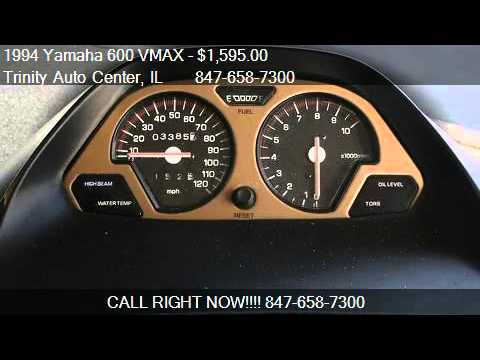 1994 Yamaha 600 VMAX  - for sale in Guaranteed Finance Appro