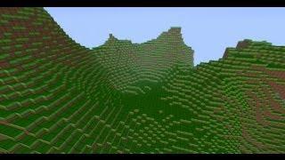 voxelSniper and WorldEdit - Creating natural looking landscapes