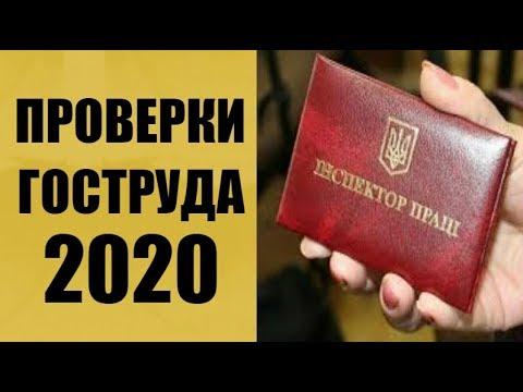 Проверки Гоструда 2020