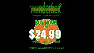 Wunderbelt 1 minute TV spot