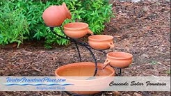 Instructions for Any Cascade Solar Water Fountain