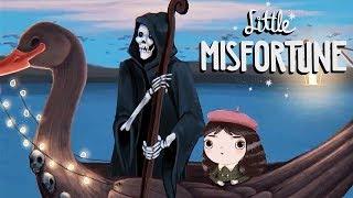 Little Misfortune Juego COMPLETO y FINAL en Español | El nuevo FRAN BOW !!