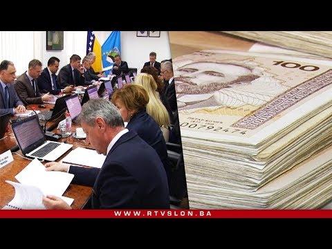 U prvom kvartalu Budžet TK u suficitu od 3,5 miliona KM - 21.05.2018.