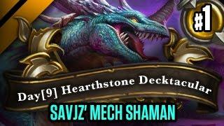 Day[9] HearthStone Decktacular #102 - Savjz
