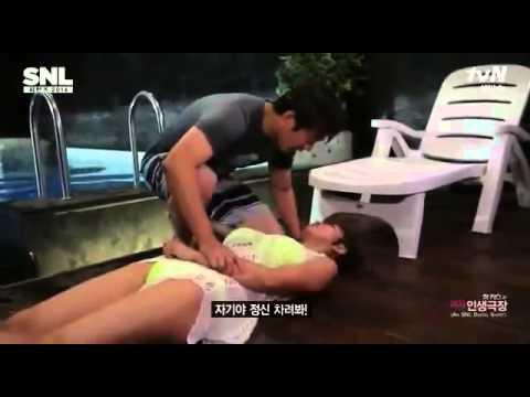 [ENG] SNL Korea - Woman's Life Theater ft. Narsha