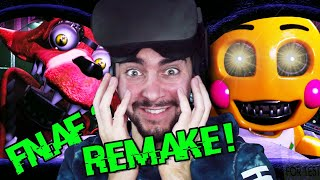 WARNING: the NEW FNAF, SCARES ME TO TEARS!